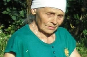 86-летняя жительница Брянской области, поехавшая в Смоленск и пропавшая, найдена