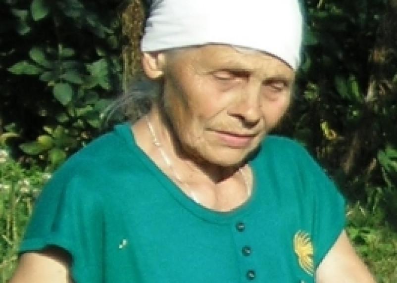 В Смоленске разыскивается пожилая жительница Брянской области