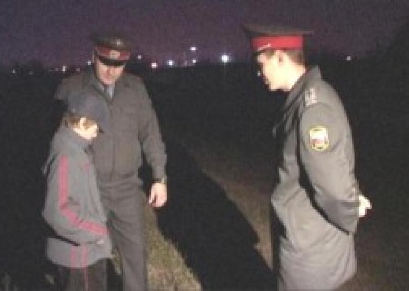 В Смоленске нашелся 15-летний беглец из Арзамаса
