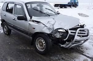 В Смоленской области снова есть пострадавшие в ДТП