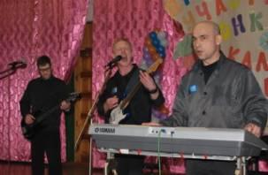 В Рославле прошел региональный этап песенного конкурса осужденных «Калина красная»