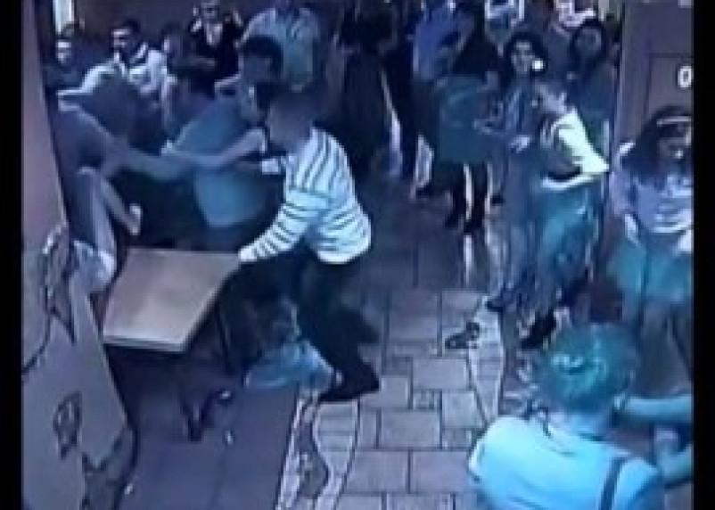 В Смоленске задержаны подозреваемые в грабеже в кафе