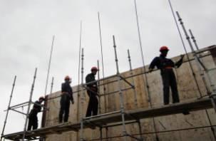 В Дорогобуже и Темкинском районе строятся ФОКи