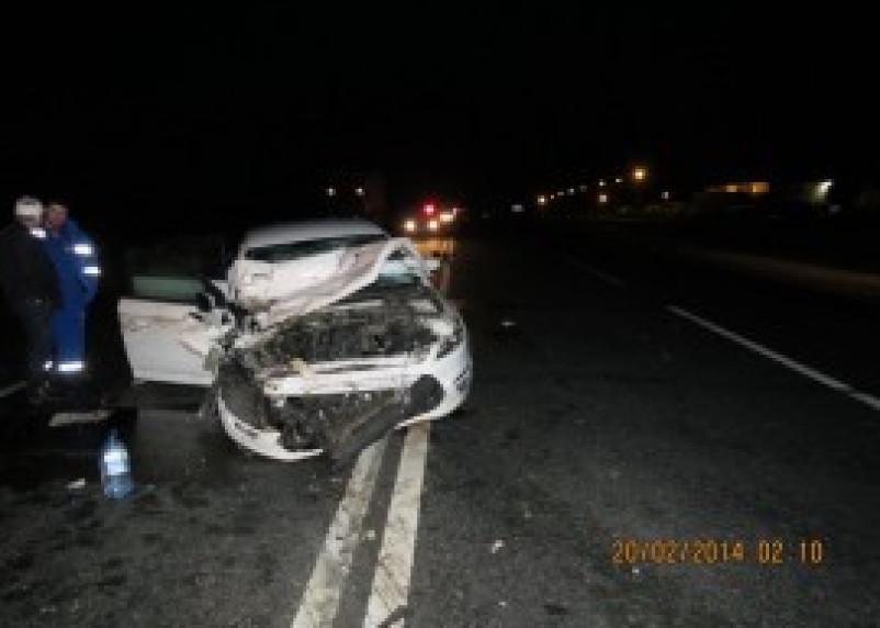 На автодороге Москва-Минск погиб 42-летний мужчина