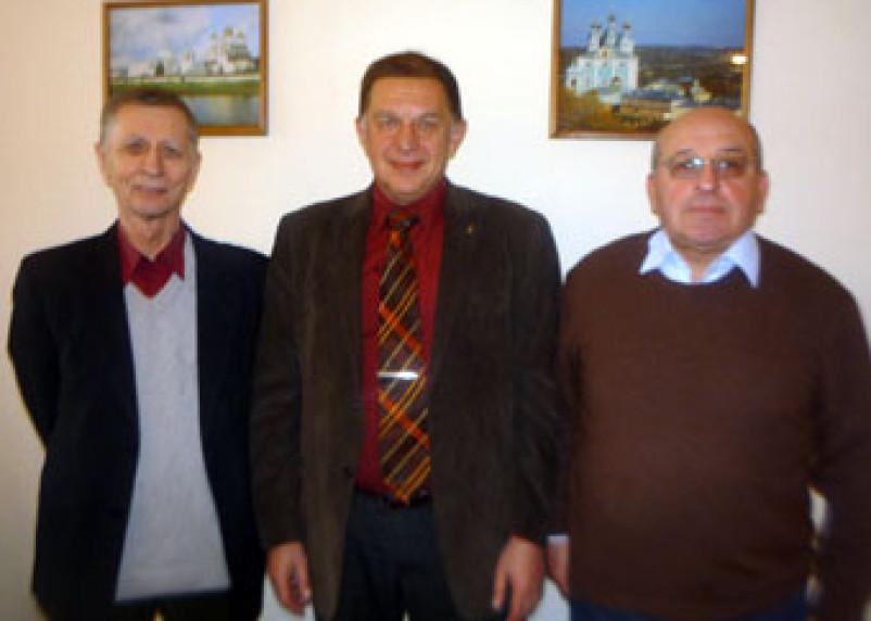 Известный политолог провел семинар в Смоленске