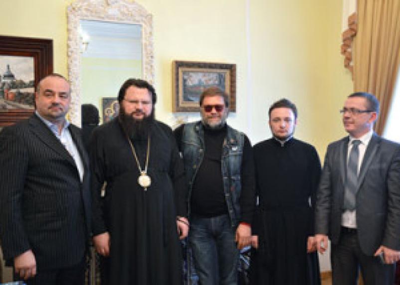 Во время смоленских гастролей Борис Гребенщиков встретился с епископом Исидором