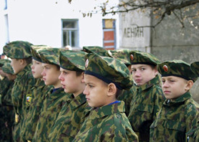Смоленскому кадетскому корпусу исполнилось 15 лет