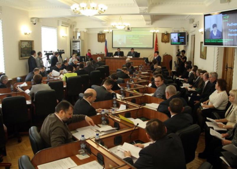 Смоленская областная Дума упразднила районные управления сельского хозяйства