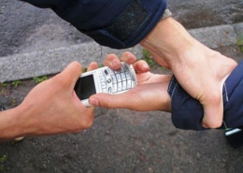 30-летний смолянин подозревается в краже денег и телефона