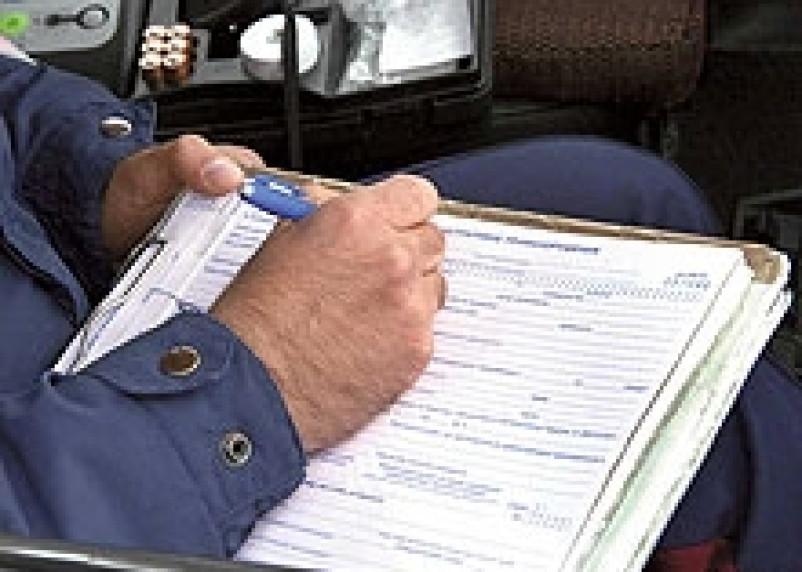 Бывший участковый признан виновным в служебном подлоге