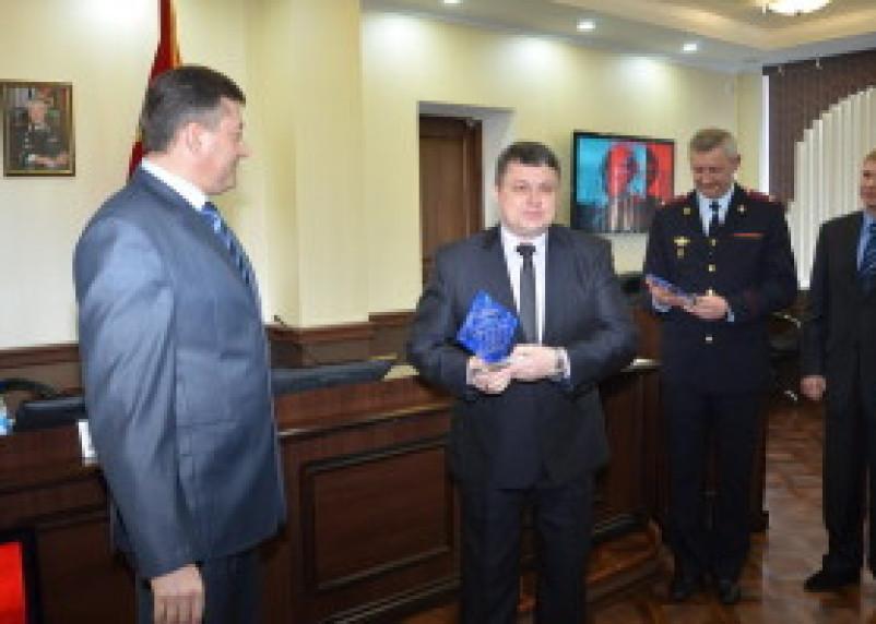 УФСИН России по Смоленской области — серебряный призер соревнований «Динамо»