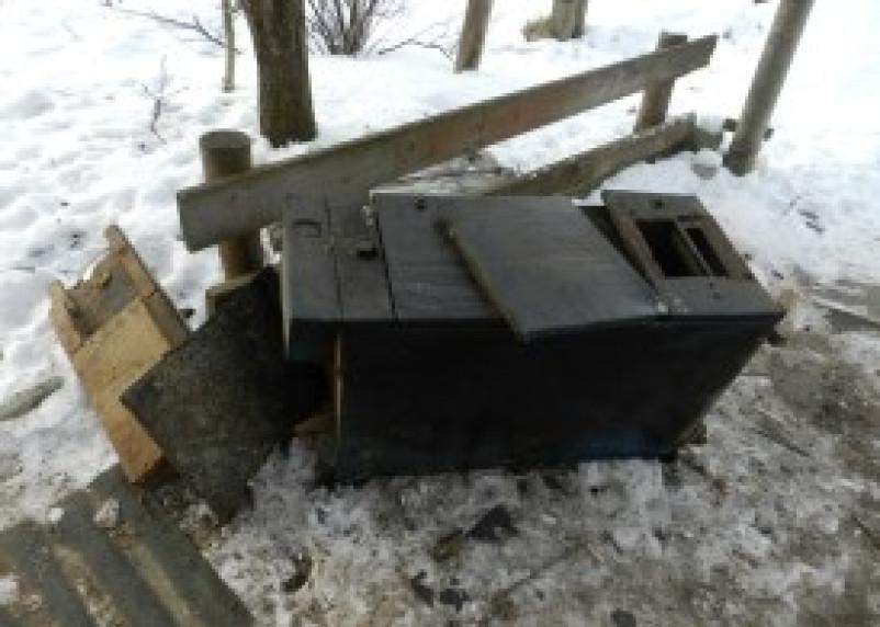 В Кардымовском районе в жилом доме произошел взрыв