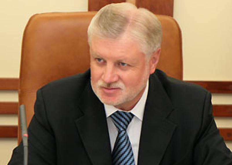 Алексей Казаков: «Я чувствую поддержку Сергея Миронова и дорожу ей»