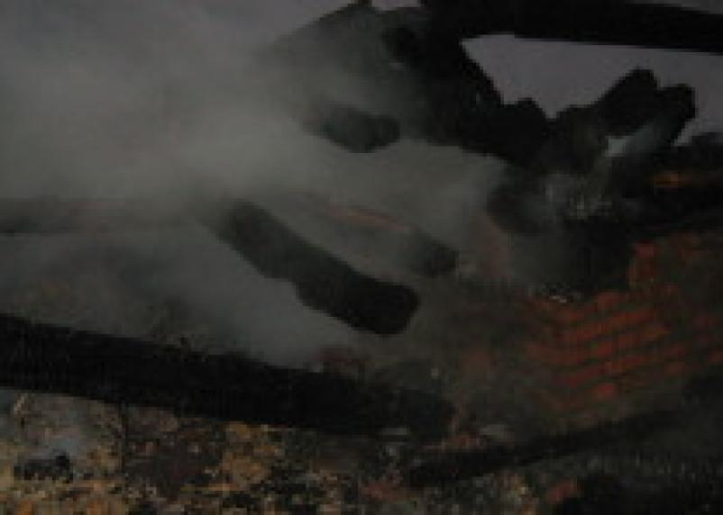 В Смоленске снова  в огне пострадали люди