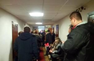 Смоленский областной суд перенес рассмотрение иска против ярцевского избиркома