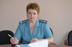 Татьяна Рыбалко лишилась приставки к должности «и.о.»