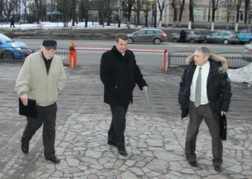 Депутат Ершов стоит на своем