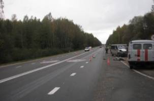 Свидетели ДТП на 469-м километре трассы «Москва-Минск», отзовитесь!
