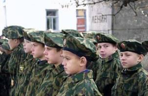 Самарский кадетский корпус зовет к себе учиться юных смолян