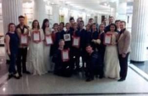 Смоленские студенты вернулись из Архангельска с победами
