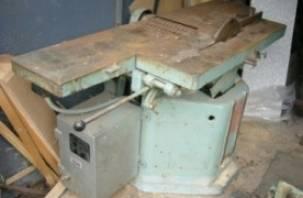 Украденные деревообрабатывающие станки найдены в металлоломе