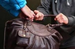 Украденную из кафе сумочку ярцевский полицейский нашел в тот же день