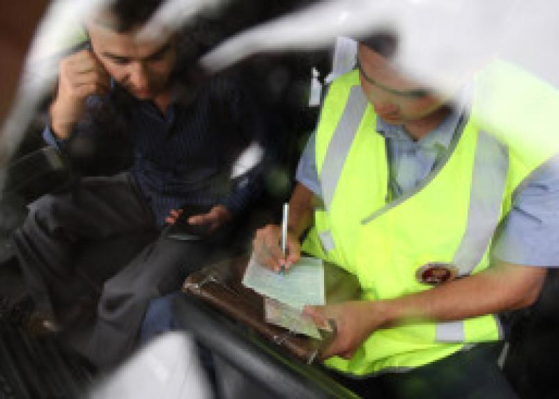 В 2014 году более 1300 человек уклонились от уплаты штрафов Госавтоинспекции