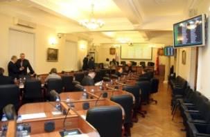 Депутат Горелый: «С бюджетом Смоленской области — совсем хреново»