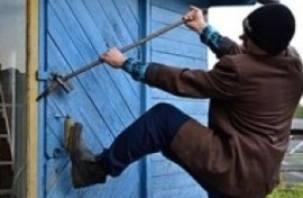 В Гагаринском районе раскрыта квартирная кража