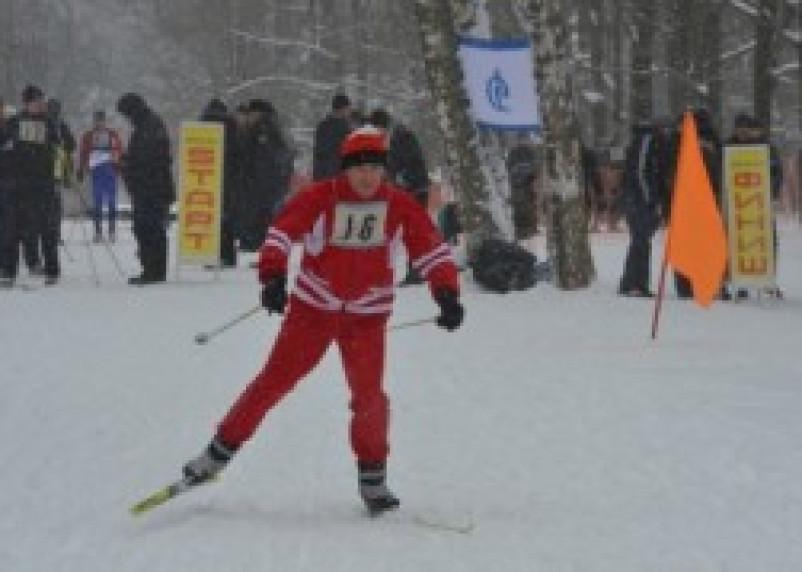 Смоленские полицейские покорили лыжню