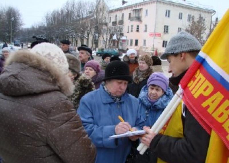 Отмена результатов выборов в Ярцево: попытка №2