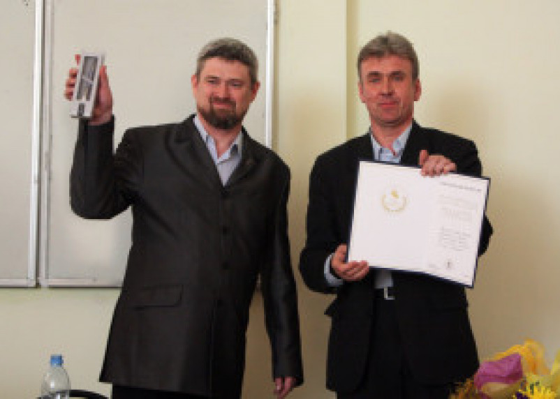Михаилу Евдокимову – 55