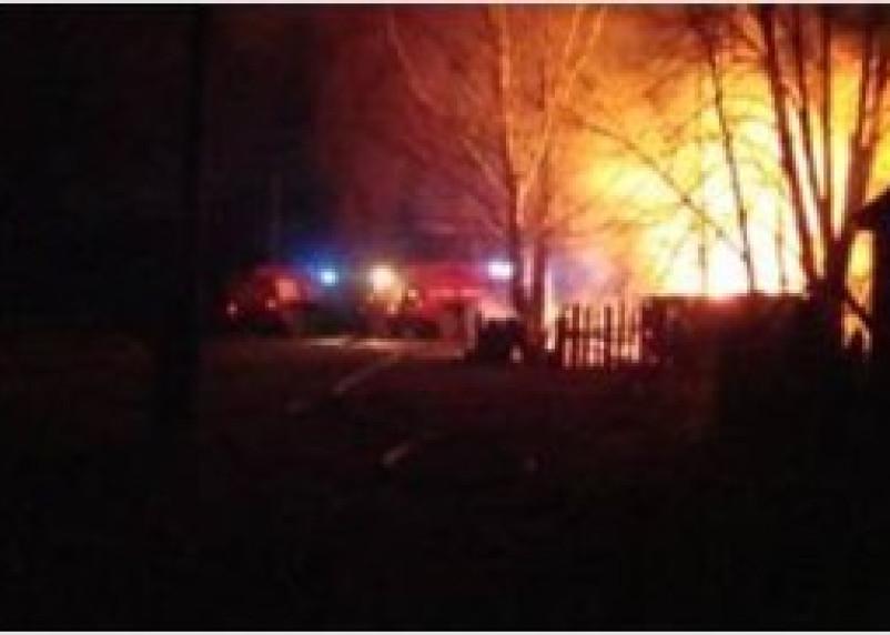 В Смоленске и в Ярцевском районе в огне погибло три человека