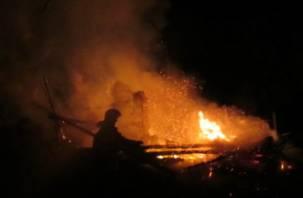 Смоленщина в огне. За минувшую ночь в регионе произошло пять пожаров