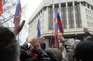 Алексей Казаков не усматривает законодательных барьеров на пути вхождения Крыма в Россию