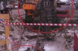 Смоленские строительные организации систематически повреждают кабельные коммуникации
