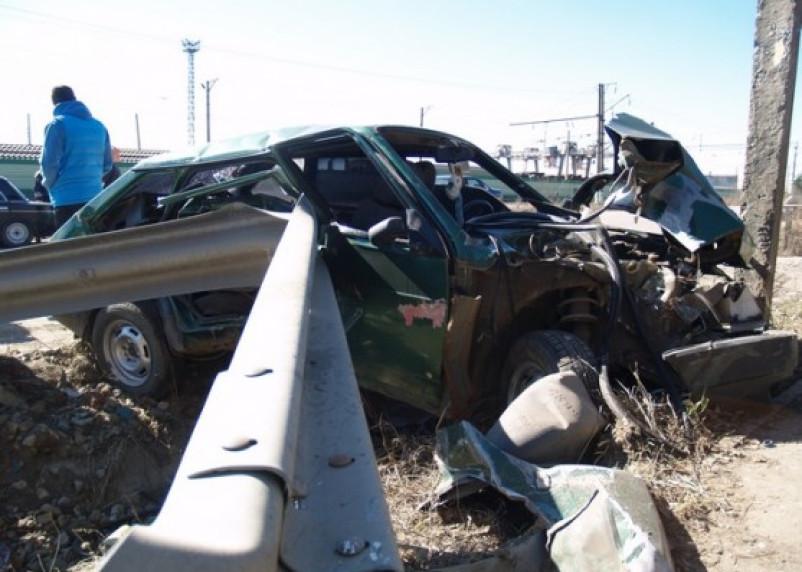 ДТП в Смоленске привело к гибели человека