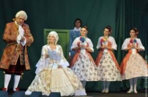 Театральный фестиваль «Смоленский ковчег» пройдет в апреле