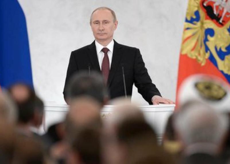 Алексей Казаков: «Наш президент вписал себя золотыми буквами в историю России»