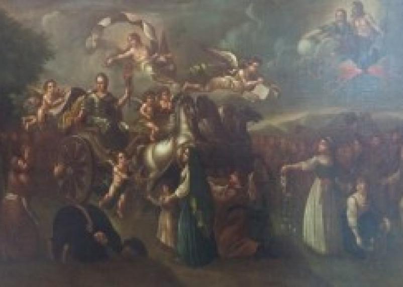 В Смоленске откроется выставка одной картины
