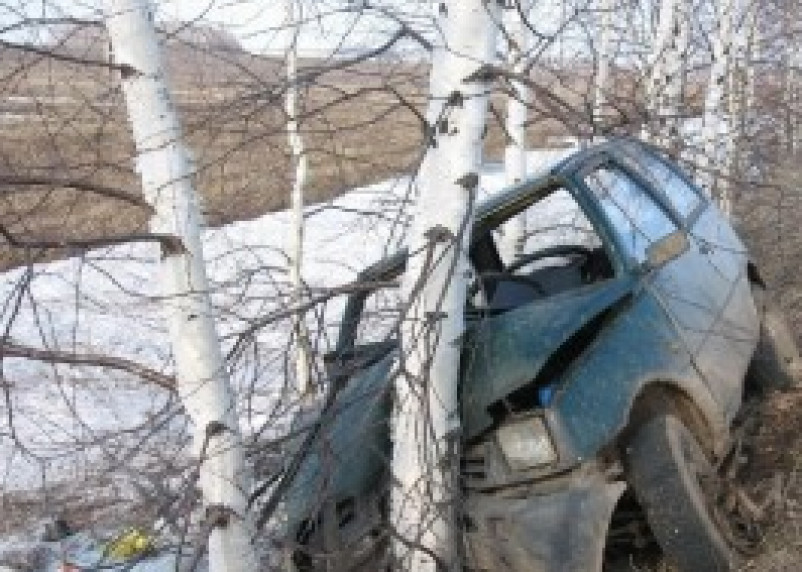В Починковском районе в ДТП пострадал человек