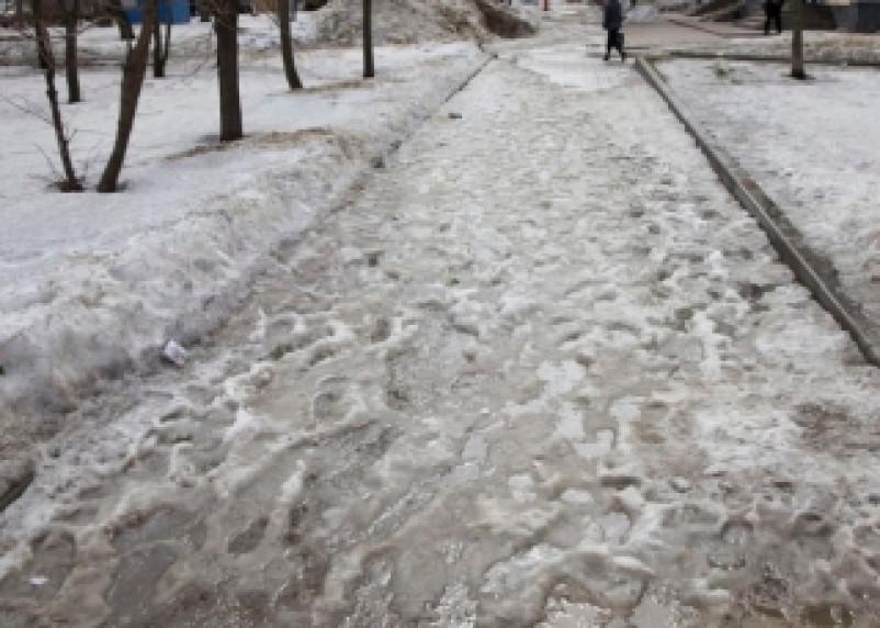 В выходные в Смоленск возвращается зима