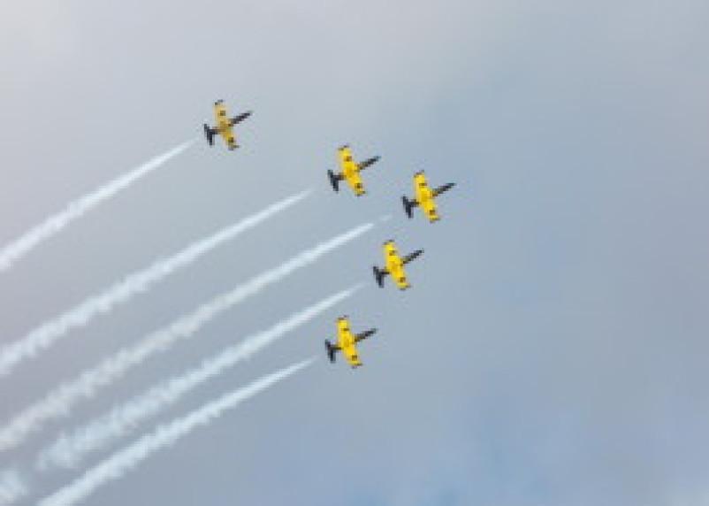 В Вязьме может появиться женская пилотажная группа