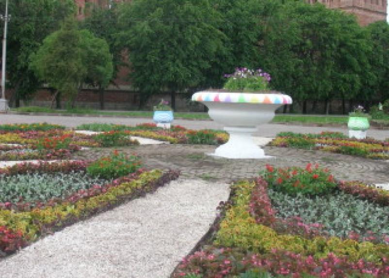Начало сезона зелени. Администрация Смоленска готова снова украсить город за счет бюджета