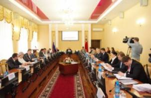 В Смоленске появятся управление жилищного контроля и отдел контрактной службы