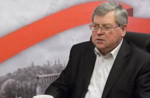 Сергей Лебедев: «Выборы губернатора в нынешних условиях только дестабилизируют обстановку»