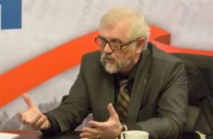 Экс-главный архитектор Смоленска Борис Ляденко дал ответ смолянам