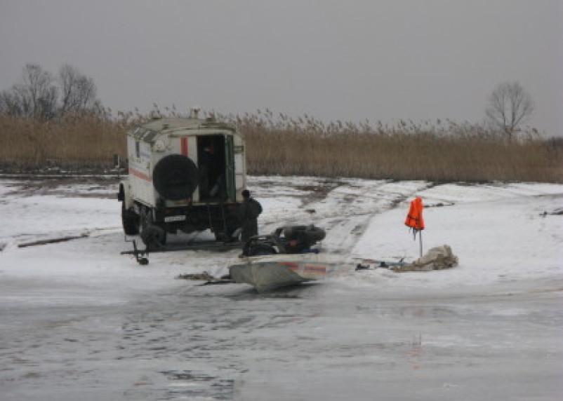 Два человека утонули в автомобиле в Гагаринском районе