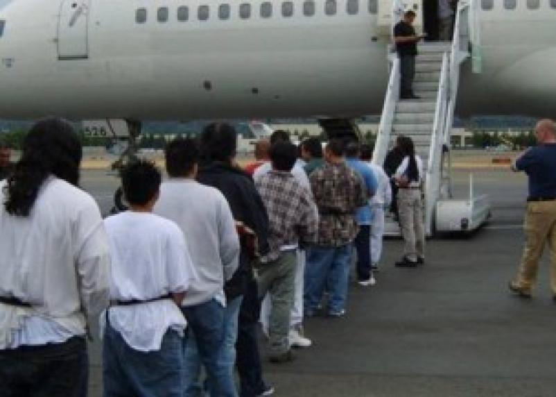 «Гости», гоу хоум! Смоленские приставы депортировали восемь нелегалов за пределы России