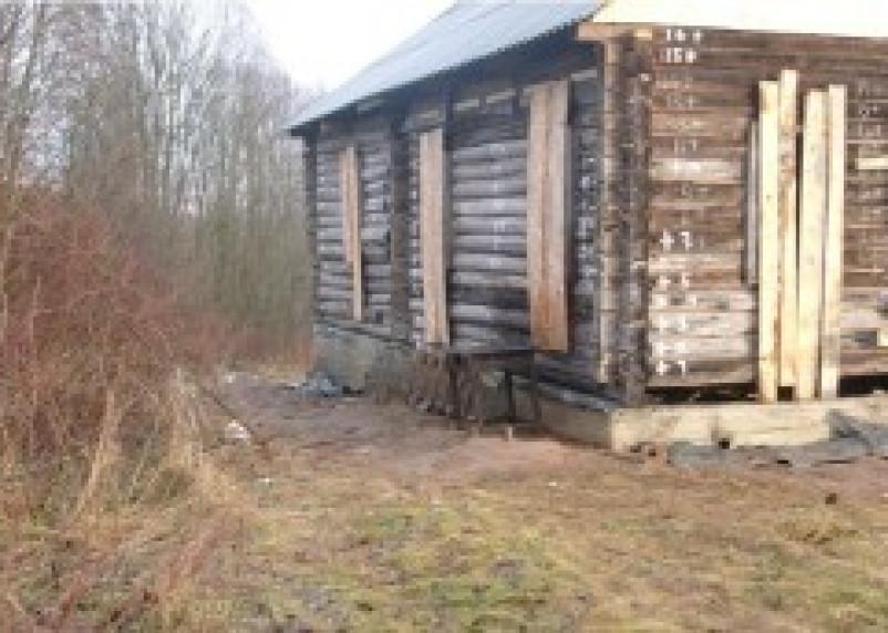 В нацпарке «Смоленское Поозерье» будут сносить незаконную постройку
